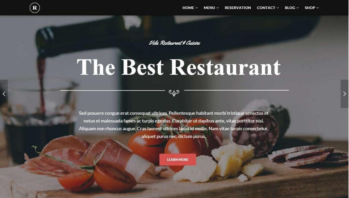 10 лучших сайтов ресторанов