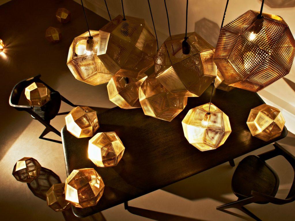 Люстра – центральное светило комнаты Вашего дома и заведения